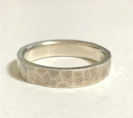 黒ずんだ指輪