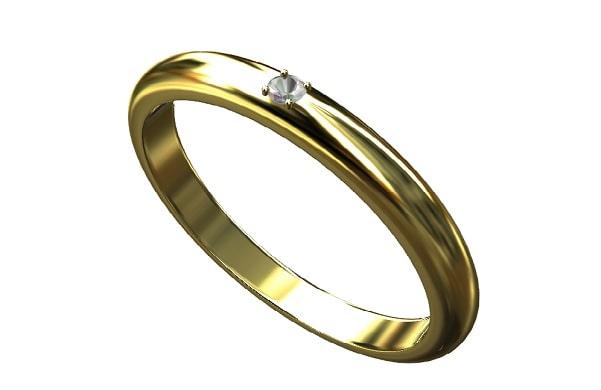 甲丸の指輪
