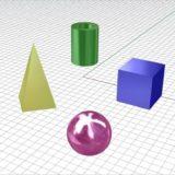 色々な立方体