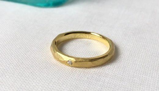 [ハンドメイド]プロが教えるシルバーの指輪を綺麗にする方法