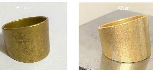 真鍮アクセサリーのお手入れ。そもそも真鍮って何?