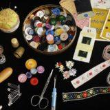 ハンドメイドの材料や工具