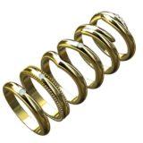 色々な形の指輪