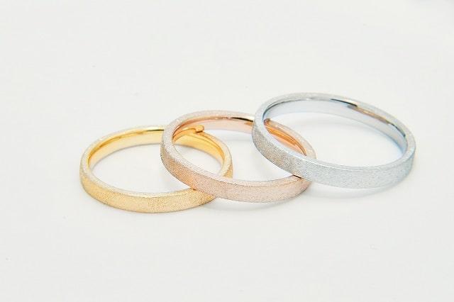 マットの指輪